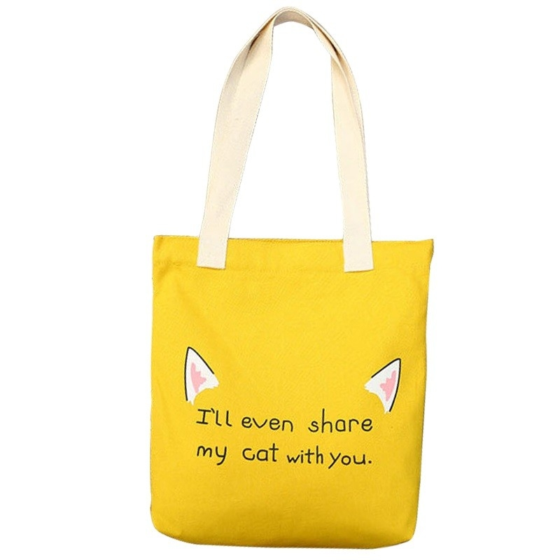 Canvas Tote Bag, Promotional Shopping Bag
